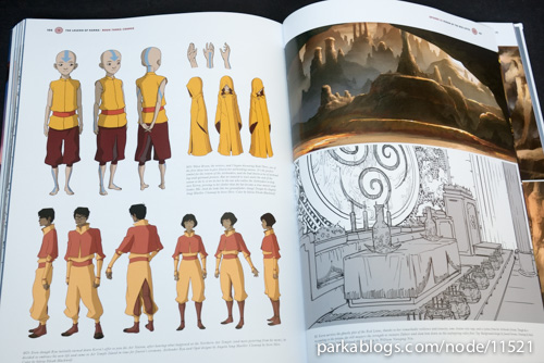 The Legend of Korra: Book 3 – Change, The Art of the Animated Series - 13