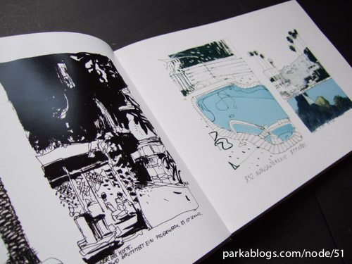 LA/SF: A Sketchbook from California - 01