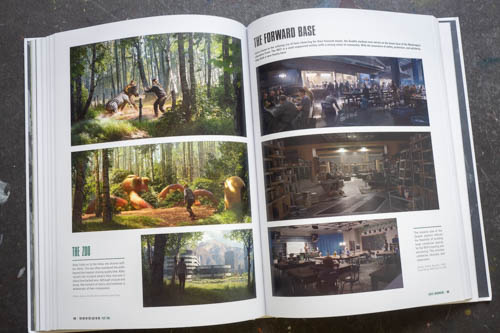 The Art of the Last of Us Part II - 11
