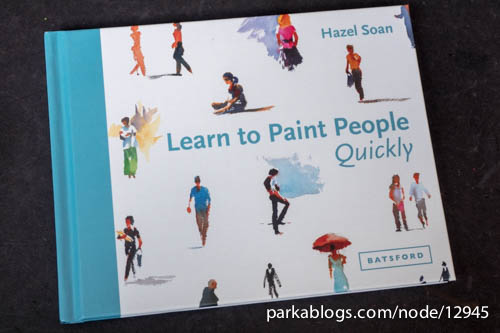 Learn to Paint People Quickly by Hazel Soan - 01