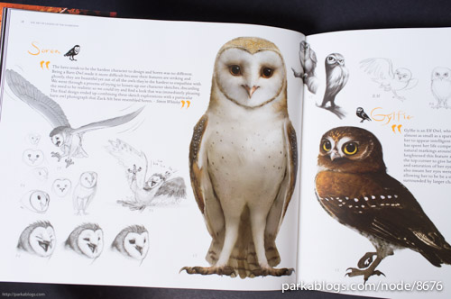 The Art of The Legends of the Guardians: The Owls of Ga'hoole - 05