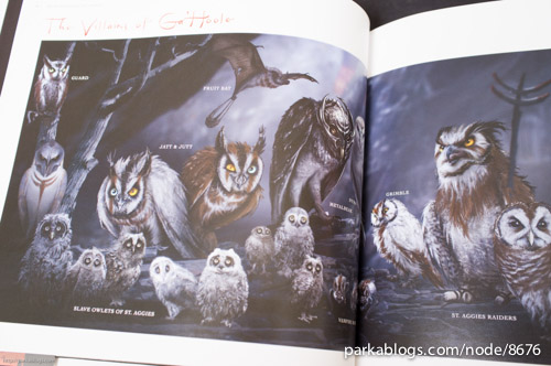 The Art of The Legends of the Guardians: The Owls of Ga'hoole - 11