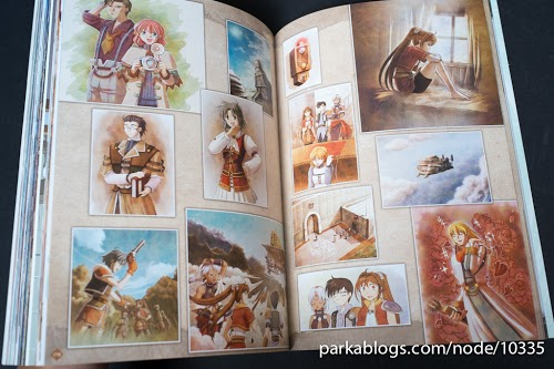 The Legend of Heroes: The Illustrations