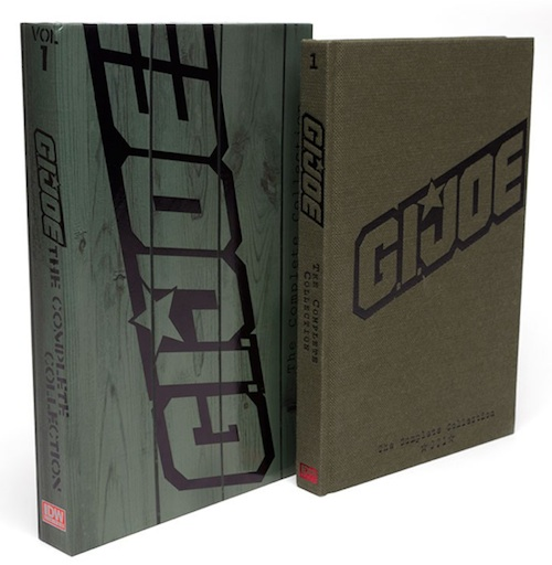Limited Edition G.I. Joe: The Complete Collection, Vol. 1 Red Label