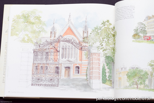 London Sketchbook: A City Observed - 13