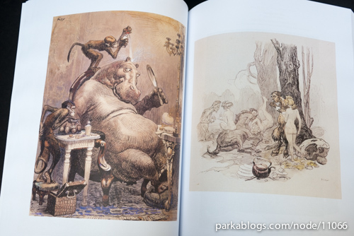 The Lost Art of Heinrich Kley, Volume 2: Paintings & Sketches - 05