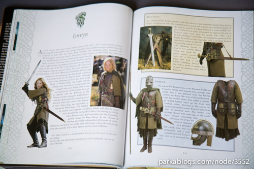 The Lord of the Rings Weapons and Warfare - 08