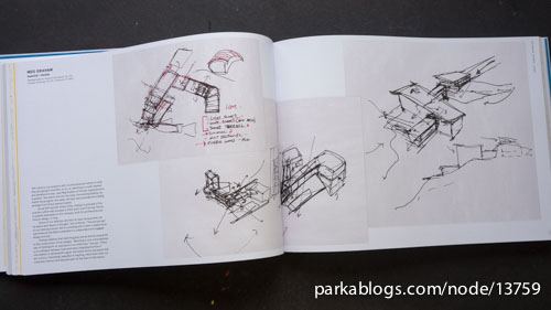 Making Marks: Architects' Sketchbooks - The Creative Process - 13