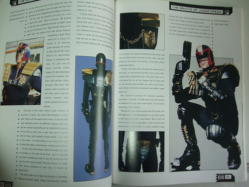 The Story of The Fifth ElementIndustrial Light & Magic: Into the Digital RealmThe Making of Judge Dredd - 01