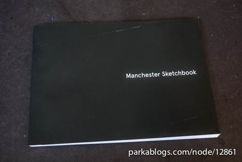 Manchester Sketchbook - 01