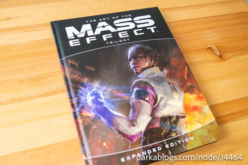 The Art of the Mass Effect Trilogy: Expanded Edition - 01