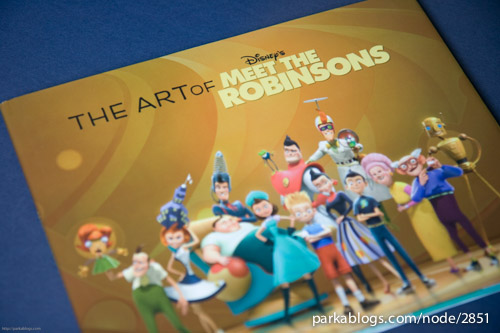 Book Review The Art Of Meet The Robinsons Parka Blogs