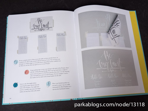 Modern Lettering: A Guide to Modern Calligraphy and Hand-Lettering - 10