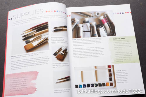Modern Watercolor: A playful and contemporary exploration of watercolor painting - 02
