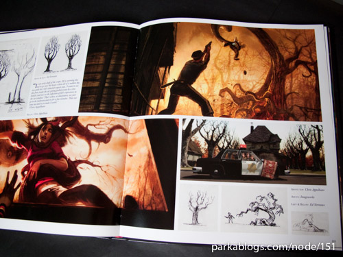 The Art & Making of Monster House - 09