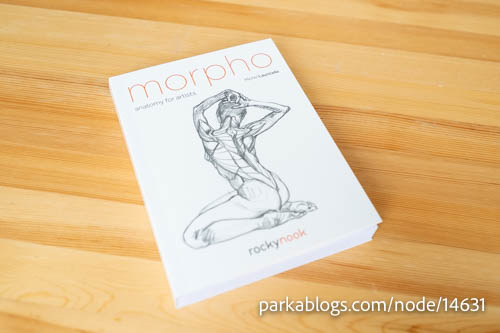 Morpho: Anatomy for Artists by Michel Lauricella - 01