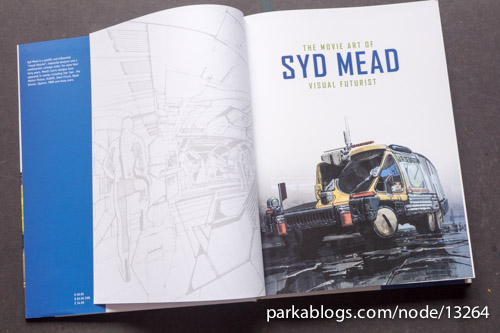 The Movie Art of Syd Mead: Visual Futurist - 02