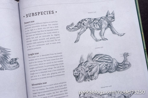 Mythical Beasts: An Artist's Field Guide to Designing Fantasy Creatures - 17