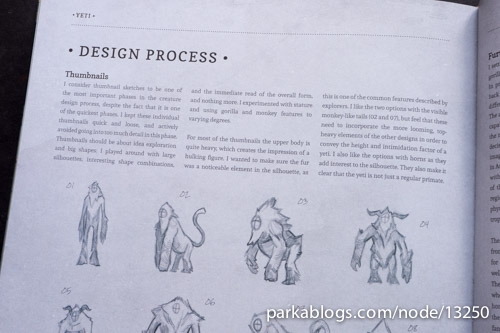 Mythical Beasts: An Artist's Field Guide to Designing Fantasy Creatures - 19