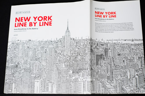 New York, Line by Line: From Broadway to the Battery - 02