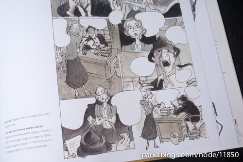 Out of Line: The Art of Jules Feiffer - 17