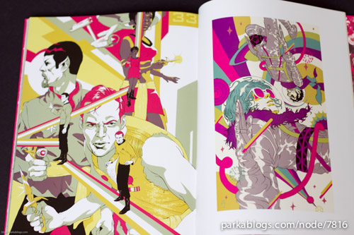 Overkill: The Art of Tomer Hanuka - 13