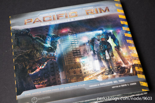 Pacific Rim: Man, Machines, and Monsters - 01