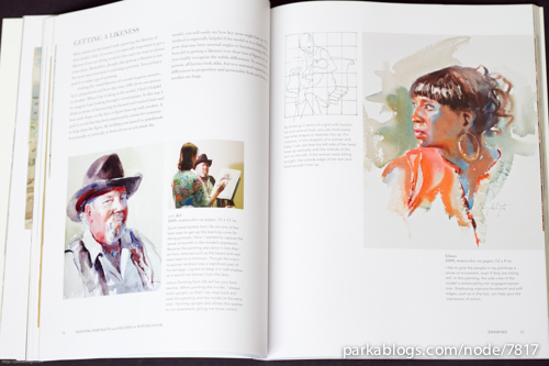 Painting Portraits and Figures in Watercolor - 05
