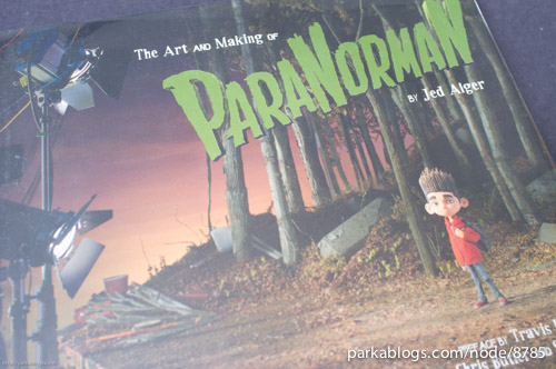 The Art and Making of ParaNorman - 01