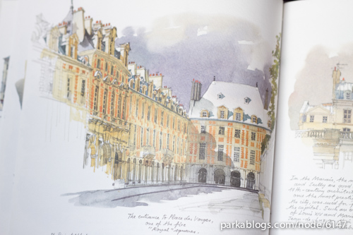 Paris Sketchbook - 07