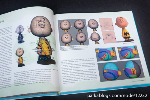 The Art and Making of The Peanuts Movie - 04