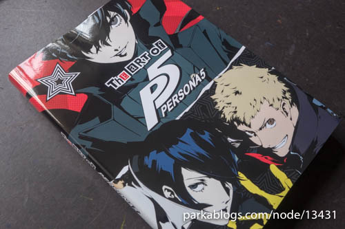 The Art of Persona 5 - 01