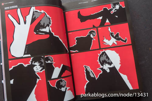 The Art of Persona 5 - 04