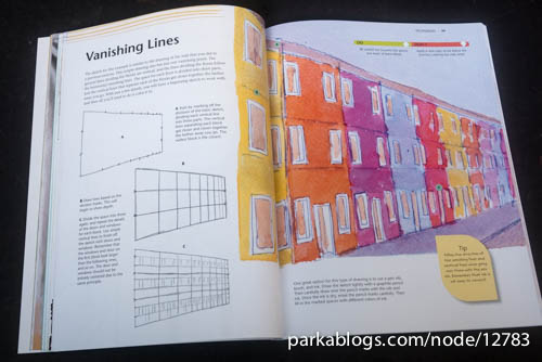 Perspective for the Beginning Artist: More than 40 techniques for understanding the principles of perspective - 08