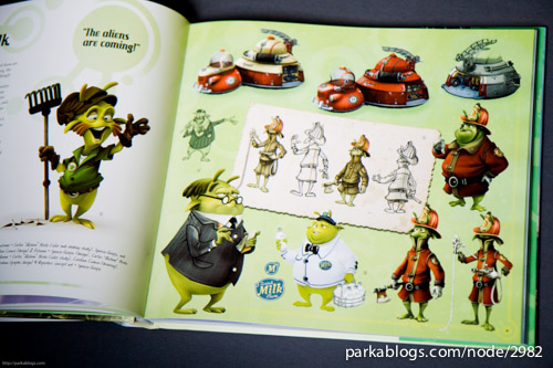 The Art of Planet 51 - 07