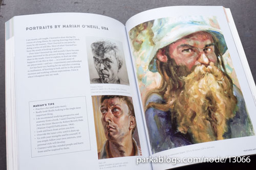 Portrait Revolution: Inspiration from Around the World For Creating Art in Multiple Mediums and Styles - 13
