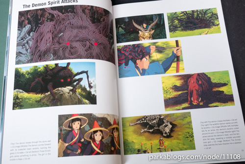 The Art of Princess Mononoke - 05