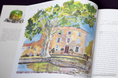 Provence Sketchbook - 01