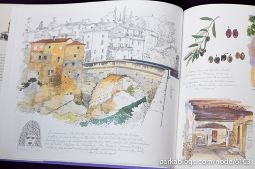 Provence Sketchbook - 05