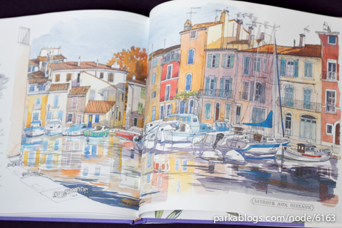 Provence Sketchbook - 11