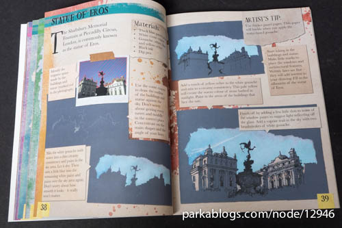 Quick Draw Urban Landscapes: Step-by-Step Masterpieces by Sarah Wimperis - 06