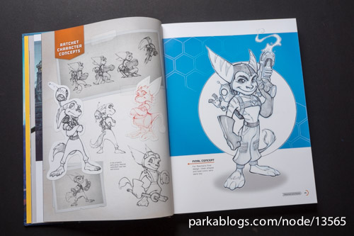 The Art of Ratchet & Clank - 05