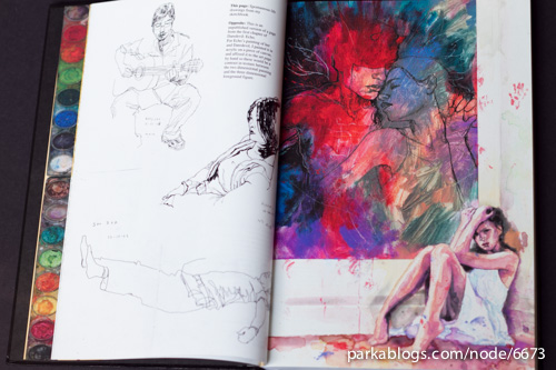 Reflections: David Mack Art Book - 02