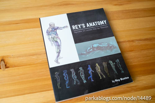 Rey's Anatomy: Figurative Art Lessons From the Classroom - 01