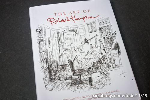 The Art of Richard Thompson - 01