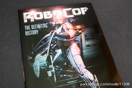 RoboCop: The Definitive History - 01