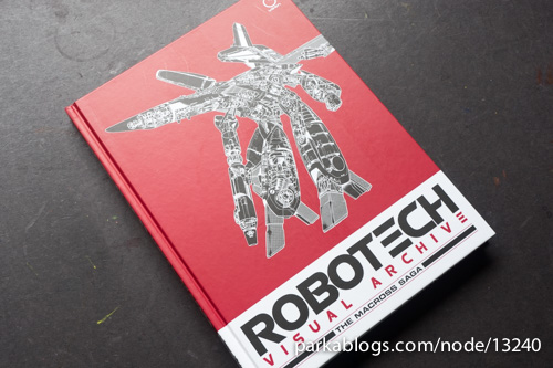 Robotech Visual Archive: The Macross Saga - 01