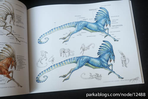 Book Review Science Of Creature Design Understanding Animal Anatomy Parka Blogs