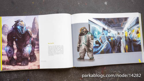 Science and Fiction: Concept Art from Pixoloid Studios - 13