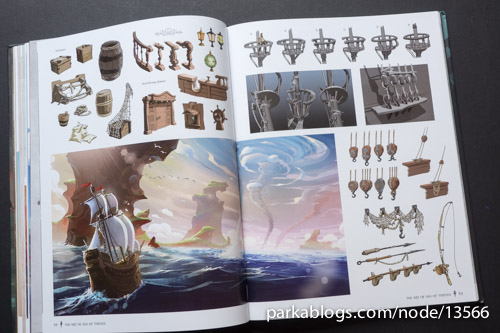 The Art of Sea of Thieves - 10